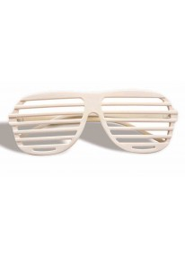 Slot Glasses White