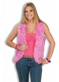 Groovy Pink Vest