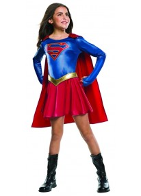 Supergirl TV Series Girl's Costume