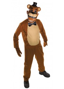 Five Nights At Freddys Freddy Costume