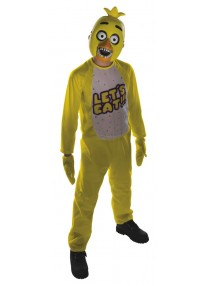 Chica Child's Costume