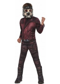 Deluxe Star Lord Costume