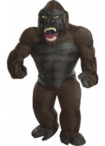 Child's Inflatable King Kong Costume