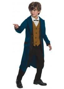 Deluxe Newt Scamander Child's Costume
