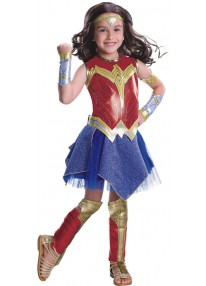 2017 Wonder Woman Child's Costume
