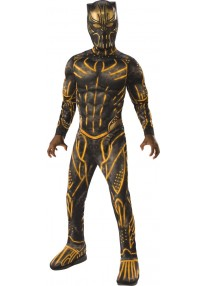 Deluxe Erik Killmonger Child's Costume