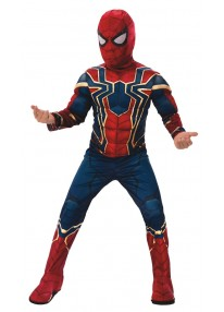 Deluxe Iron Spider-Man Child's Costume