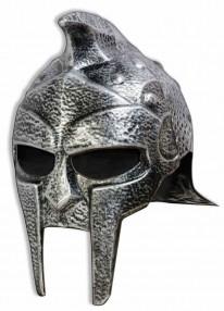 Gladiator Helmet Silver