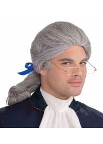 Historical Wig Grey
