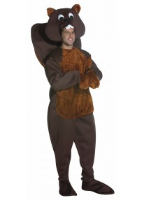 Nice Beaver Costume