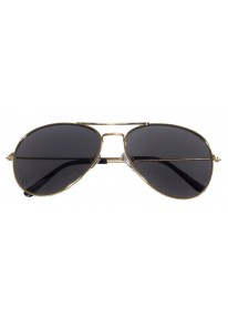 Aviator Glasses Gold