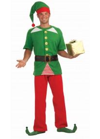 Jolly Elf Costume