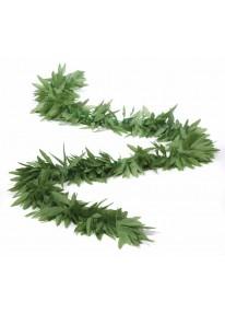 Green Leaf Boa Long