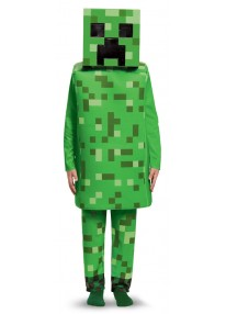 Deluxe Creeper Child's Costume
