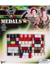 Military Medals Bars