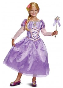 Deluxe Rapunzel Child's Costume
