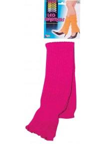 Neon Leg Warmers Pink