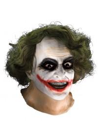 Joker Full Latex Mask w/Hair