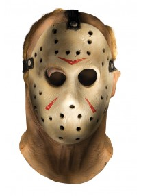 Jason W/ Attached Mask