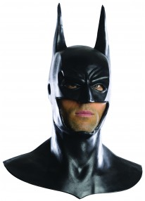 Deluxe Batman Cowl Latex Mask
