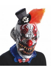 Captain Creepo Clown Mask