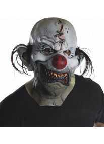 Smile Now Cry Later Clown Mask
