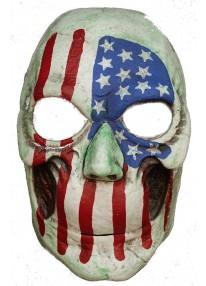 USA Skull Purge Mask