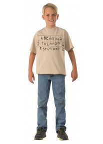 Child's Alphabet T-Shirt