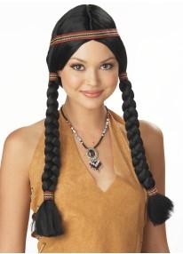 Indian Maiden Wig
