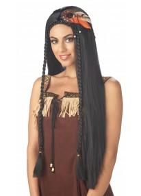 Sexy Indian Princess Wig
