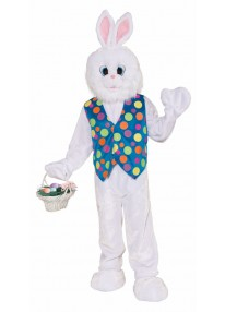 Plush Funny Bunny Costume