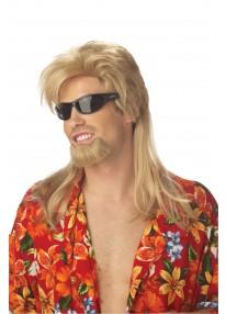 Beach Bro Wig & Beard