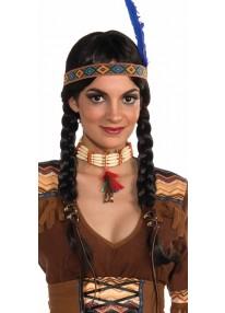 Native American Braid Bindings