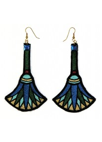 Deluxe Egyptian Earrings