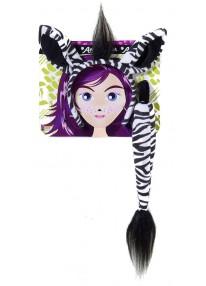 Zebra With Tail Kit