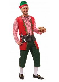Toy Maker Elf Costume