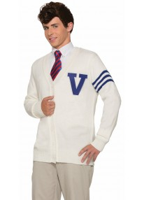 50's Varsity Letterman Sweater