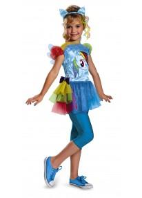 Classic Rainbow Dash Costume
