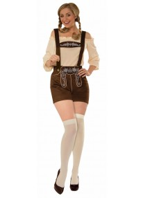 Lederhosen Female Costume