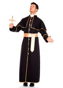 Deluxe Priest Adult Costume
