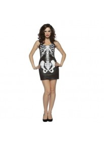Bones Tank Dress Costume