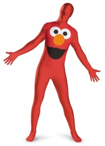 Elmo Bodysuit Costume