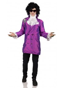 Purple Pop Star Costume
