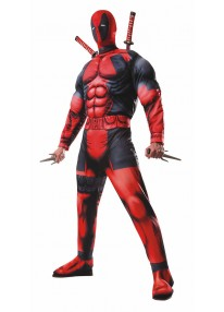 Deluxe Deadpool Costume