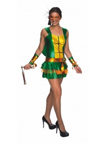 Michelangelo Dress Costume