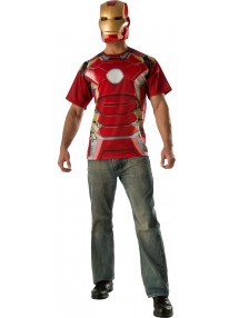"Iron Man ""Mark 43"" T-Shirt"