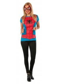 Spider Girl Classic Shirt