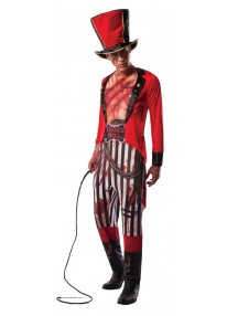 Mauled Ringmaster Adult Costumes
