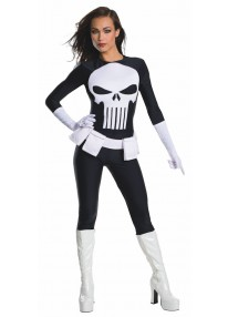 The Punisher Adult Costume