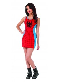 Spider Girl Tank Dress